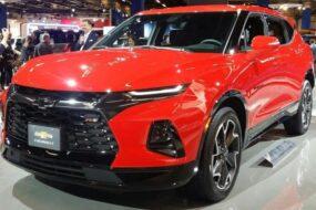 Удлиненный Chevrolet Blazer выйдет в продажу в марте