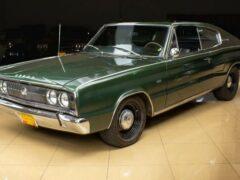 В Сети выставили на продажу редчайший Dodge Charger 1966 года
