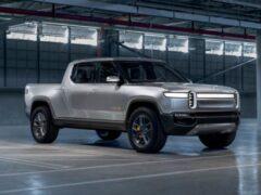 Rivian будет собирать электрические внедорожники для Ford и Lincoln
