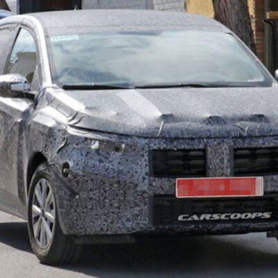 Renault Sandero, хэтчбек, новый