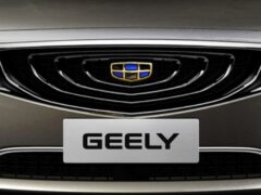 Geely запатентовала имена для новых моделей в России