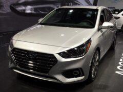 Список новых доступных иномарок зимы возглавил Hyundai Solaris