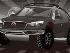 В Токио представят Mazda CX-5 для ралли