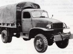 В России грузовик времён Второй мировой продают по цене новой «Газели»