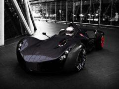 BAC выпустил лимитированную версию спорткара Mono One