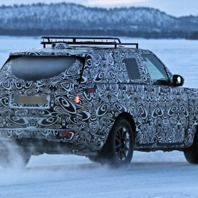 Range Rover Sport, тесты