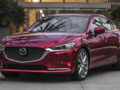 Новую Mazda 6 выпустят не раньше 2022 года