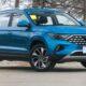Стартовали продажи бюджетного кроссовера Volkswagen Jetta VS7
