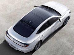 Гибридный Hyundai Sonata 2020 года готовится к дебюту