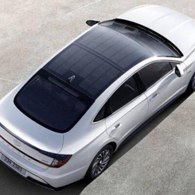 Hyundai Sonata 2020, гибрид