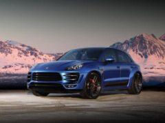 Электрический Porsche Macan появится в 2022 году