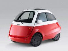 Реинкарнация BMW Isetta превратится в электрокар за 12 тыс. евро