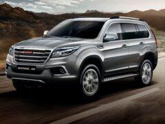 Haval в России изменил цены на свои автомобили