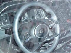 Появились первые фото салона нового Hyundai Tucson