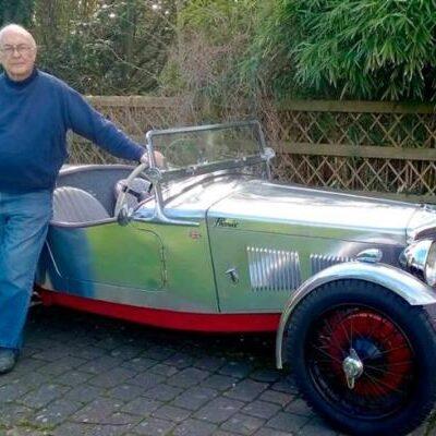 Riley Lynx 1934 года