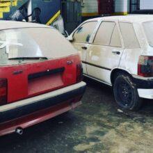 В заброшенном автосалоне обнаружили склад итальянских авто без пробега