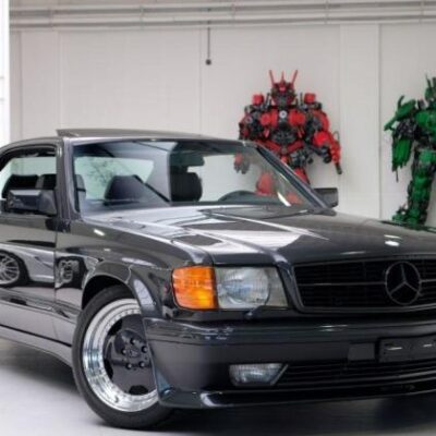 Mercedes-Benz 1989