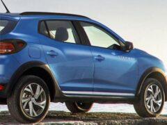 Опубликованы первые изображения нового Dacia Sandero