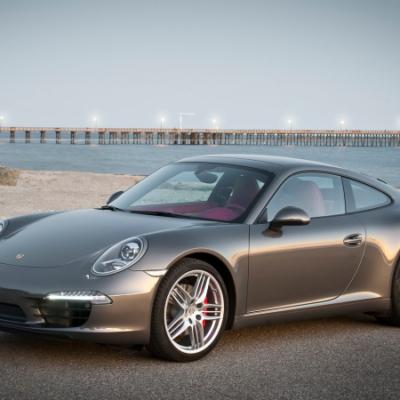 Porsche 911, гибридный спорткар