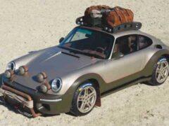 Тюнеры Ruf представили внедорожный Porsche 911