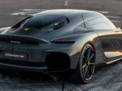 Шведский гиперкар Koenigsegg Gemera уже «доступен» у дилера McLaren
