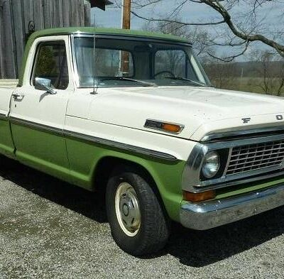 Ford F-100 1970 года