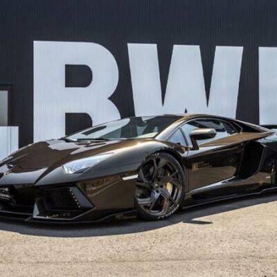 Lamborghini Aventador, тюнинг