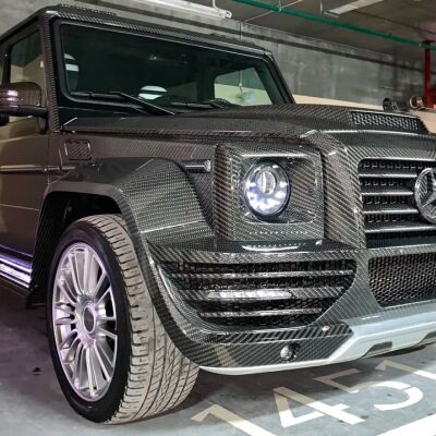 Mansory G-Couture, Гелик, карбоновый