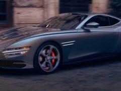 В Сети выставили рендеры купе Genesis GT70