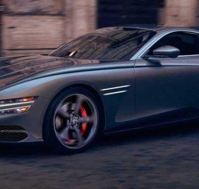 Genesis GT70, купе