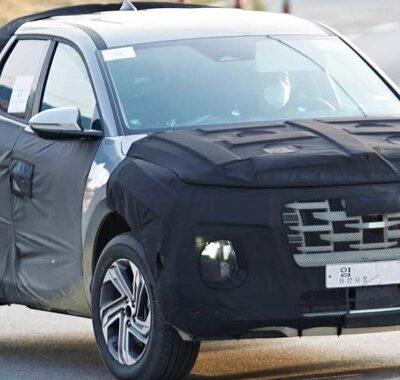 Hyundai Santa Cruz, тесты