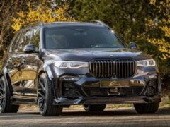 Lumma Design выпустила обвес для BMW X7 за 18 000 долларов США