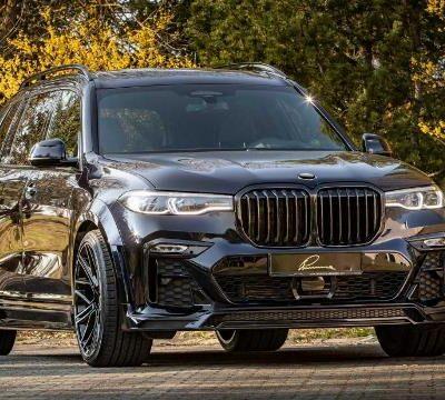BMW X7, обвес Lumma Design