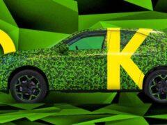 Opel Mokka станет полностью электрическим