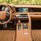 Lexus показал обновленную версию роскошного купе LC500