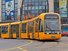 Российско-китайская компания запустит автономный трамвай