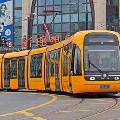 трамвай, автономный