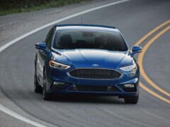 21 июля будет прекращено производство седана Ford Fusion и Lincoln MKZ