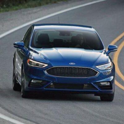 Американская компания Ford прекращает производство седана Fusion и его премиального аналога Lincoln MKZ