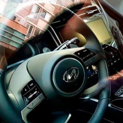 Hyundai Tucson, интерьер