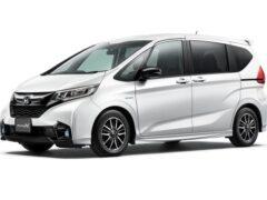 В Японии показали рестайлинговую Honda Freed Modulo X