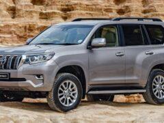 Новый Toyota Land Cruiser Prado будет кроссовером и получит вариатор