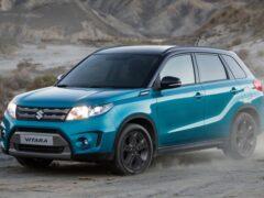 20-тысячный кроссовер Suzuki Vitara продан в России