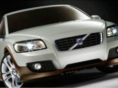 Дизайнер показал облик нового Volvo C30
