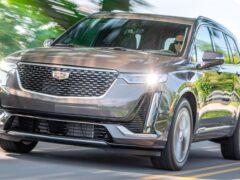 Cadillac вынужден отключить адаптивные фары на XT6