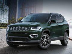 Новый Jeep Compass теряет механическую трансмиссию