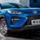 Кроссовер Toyota Frontlander станет альтернативой RAV4