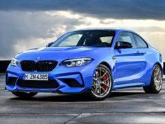 BMW M2 уйдет с европейского рынка этой осенью