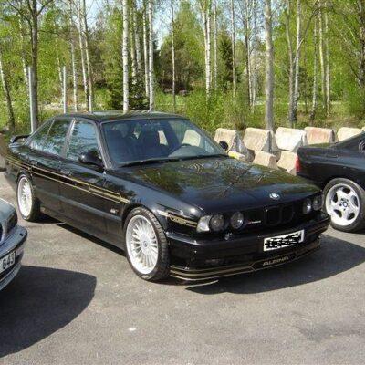 BMW Alpina B10, суперседан