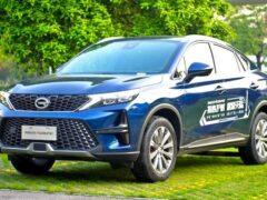 GAC GS4 Coupe — китайский аналог Renault Arkana — поступил в продажу